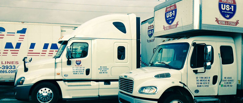 Us-1 Van Lines - A Moving Company